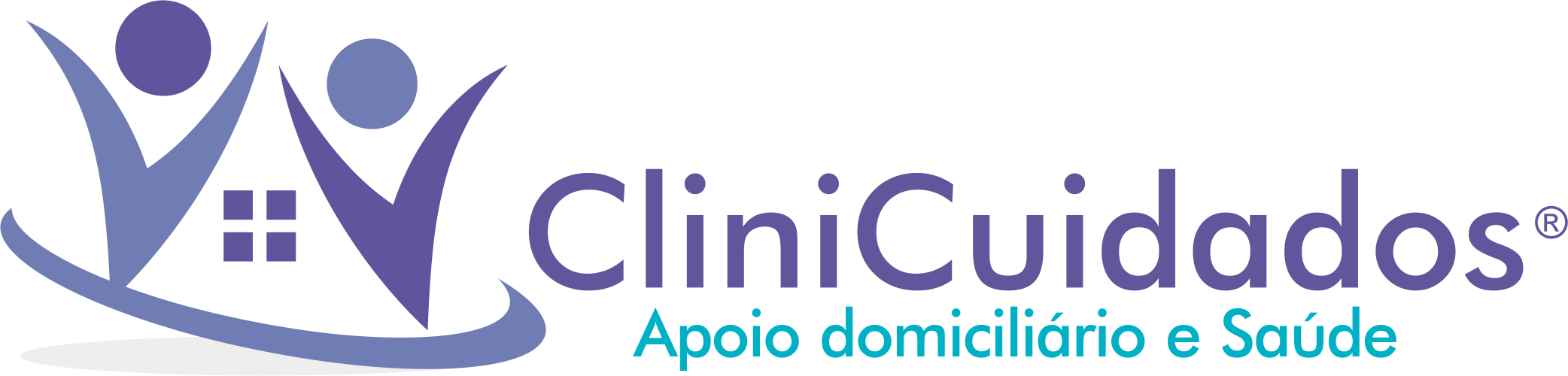 Logotipo Clinicuidados original